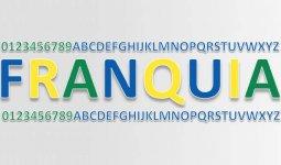 franquia em ordem alfabética