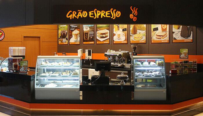 Franquia Grão Espresso