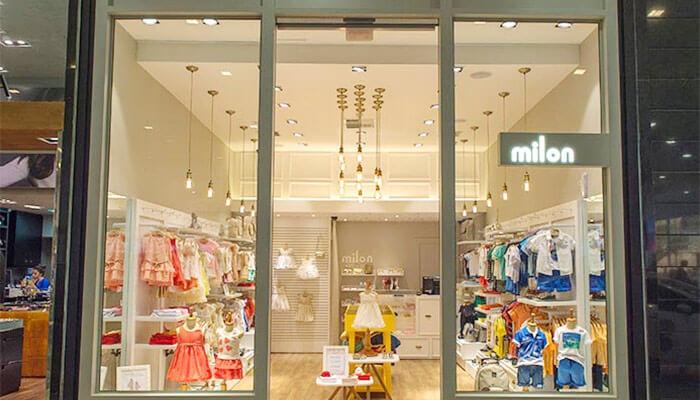 A primeira loja da Milon foi aberta em 2010. Fundamentado em estudos de  mercado e direcionado ao público da marca, o plano de expansão prevê para  os ... 6fc7c8899b