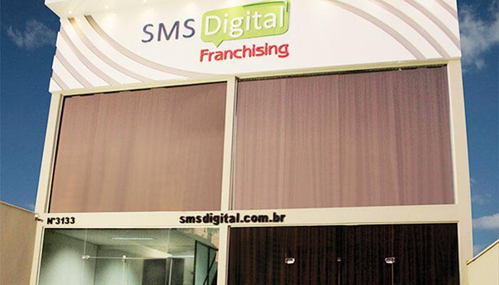 Franquias até 50 mil: FRANQUIA SMS DIGITAL