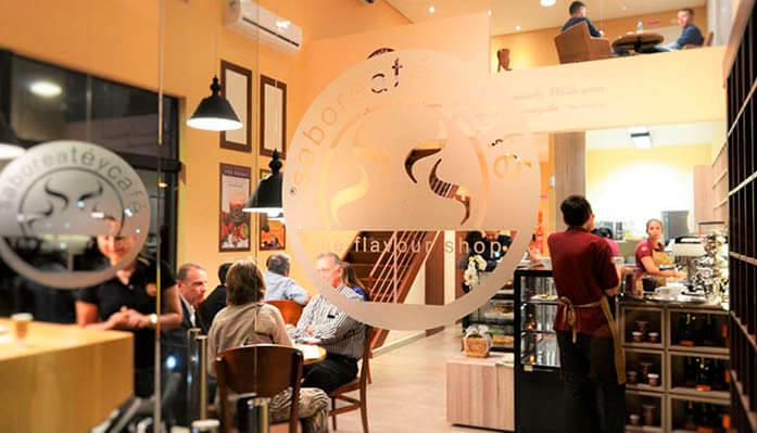 Franquias de Cafeterias:FRANQUIASABOREATEYCAFE