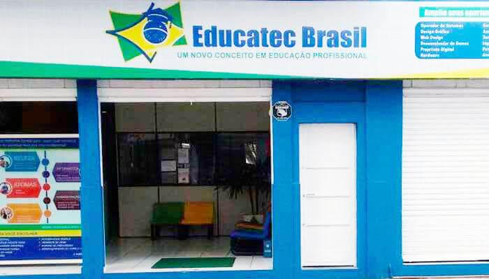 Franquias Baratas:FRANQUIA EDUCATEC BRASIL