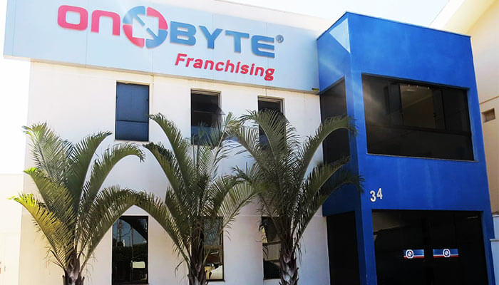 Franquias Baratas: FRANQUIA ON BYTE