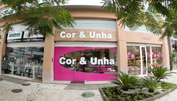 Franquias de serviços:FRANQUIA COR & UNHA