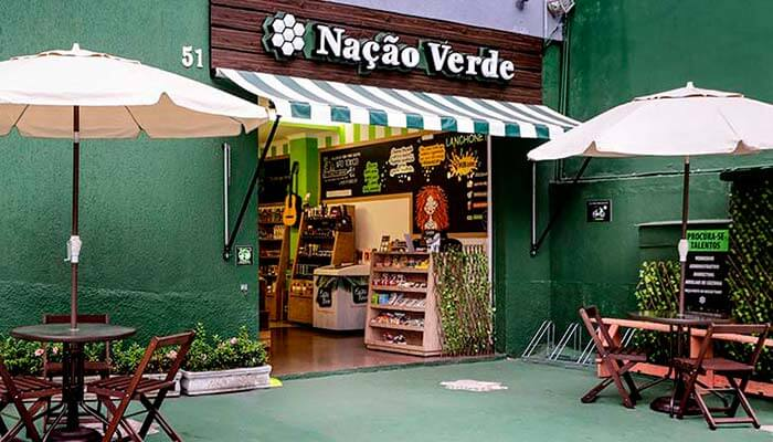 Franquias 2019 - Nação Verde