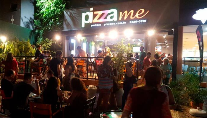 Franquias 2019 - Pizza me