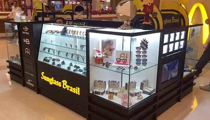 Franquias de Moda: FRANQUIA SUNGLASS BRASIL