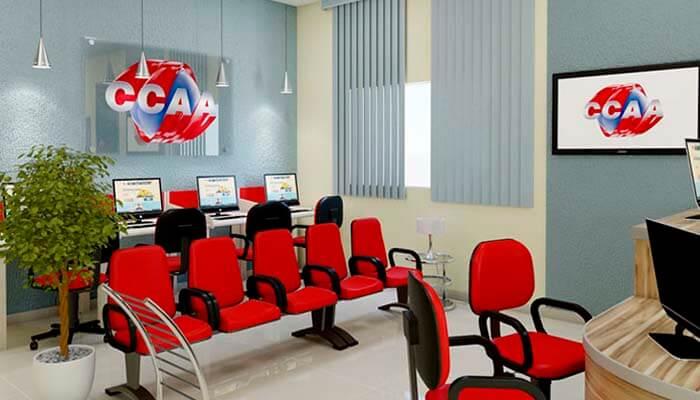 Maiores franquias de educação - CCAA