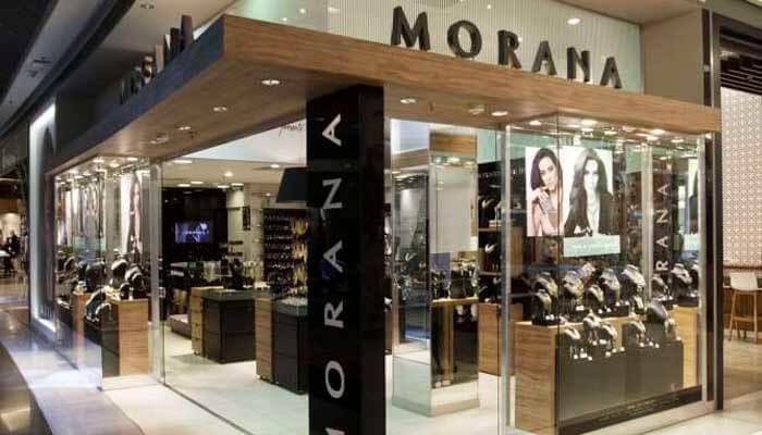 Maiores franquias - Morana