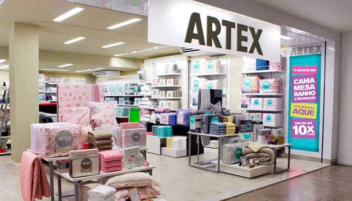 Franquias de decoração - Artex