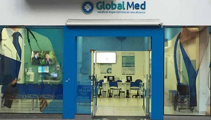 Franquias de clínicas - Globalmed