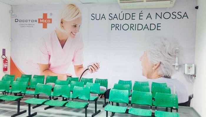 Franquias de Saúde, Beleza e Bem Estar:FRANQUIA DOCTOR MED CLÍNICA MÉDICA PARTICULAR