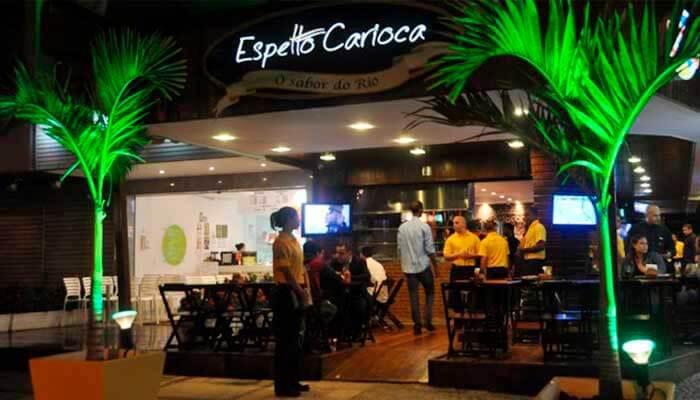 Franquias de Bares - FRANQUIA ESPETTO CARIOCA