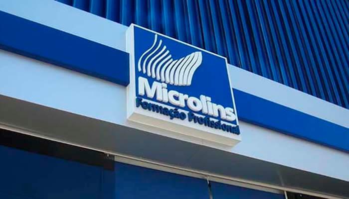 Maiores franquias de educação - Microlins