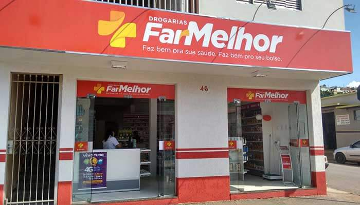 Franquias de farmácias: franquia Drogarias Farmelhor