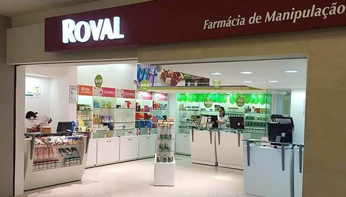 Franquias de Farmácias: Farmácia Roval