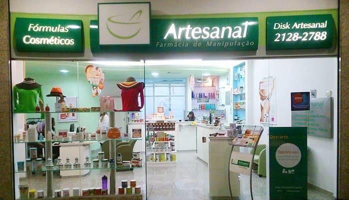 Franquias de Farmácias: Farmácia Artesanal