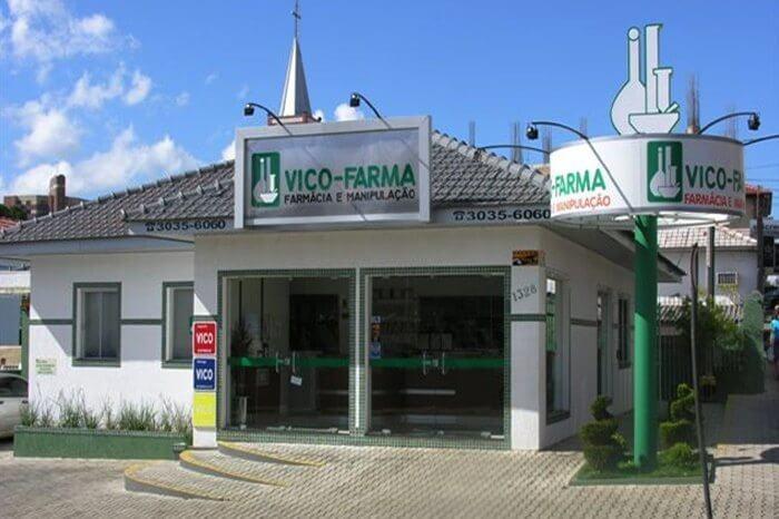 Franquias de Farmácias: Vicofarma