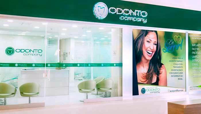 Franquias de Odontologia: FranquiaODONTOCOMPANY