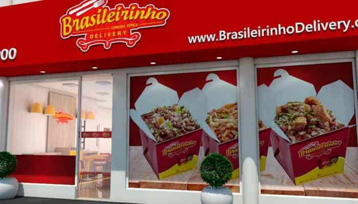 Franquias de Restaurantes FRANQUIABRASILEIRINHO DELIVERY COMIDA TÍPICA