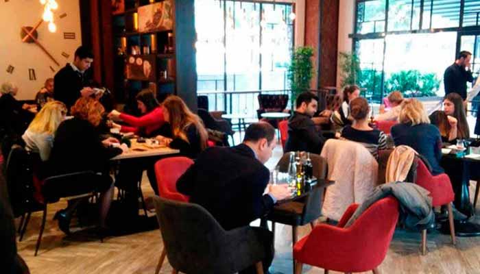 Franquias de Restaurantes FRANQUIA CAFE BARBERA SINCE 1870