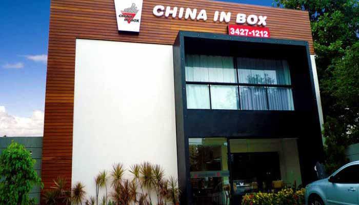 Franquias de Restaurantes FRANQUIA CHINA IN BOX
