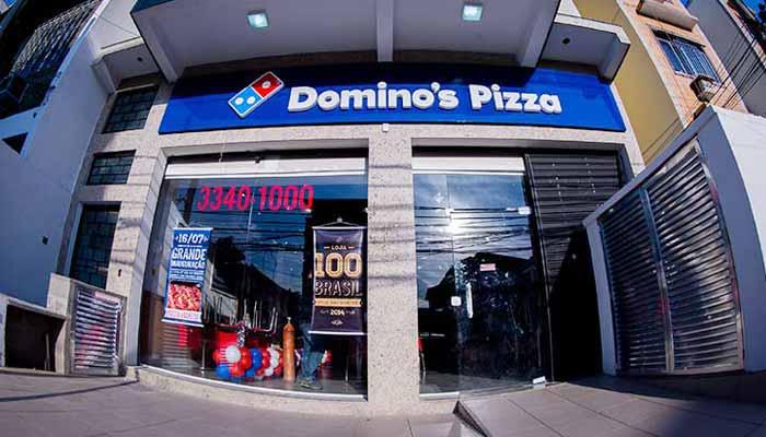 Franquias poderosas - Domino's Pizza