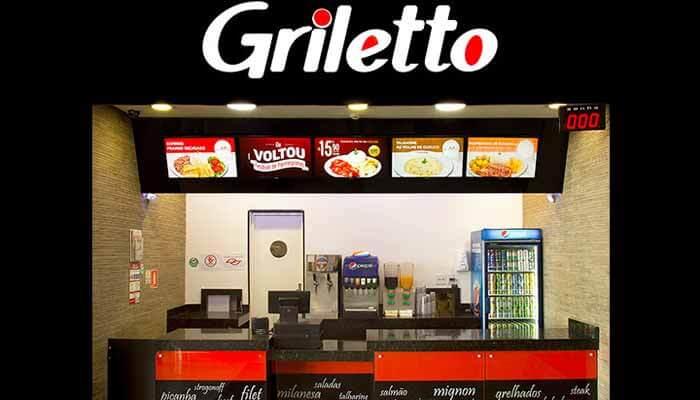 Franquias em São Paulo - Griletto