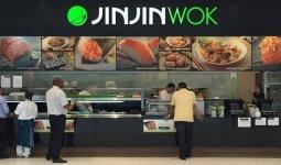 Jin Jin recebe prêmio