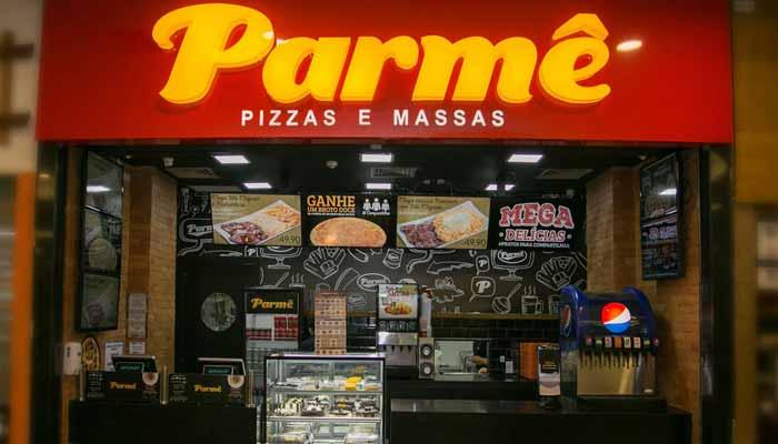 Franquias de Restaurantes FRANQUIA PARMÊ