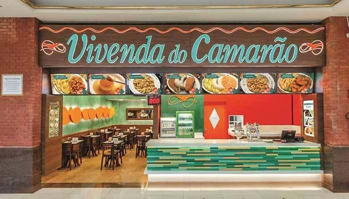 Franquias de Restaurantes FRANQUIAVIVENDA DO CAMARÃO