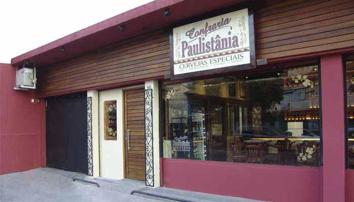 Franquias de Bebidas: FRANQUIACONFRARIA PAULISTÂNIA