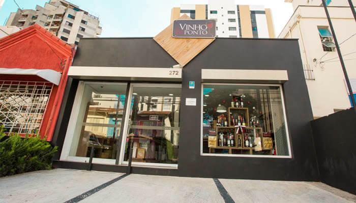 Franquias de Bebidas: FRANQUIAVINHO & PONTO