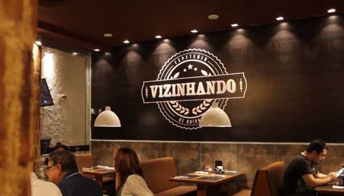 Franquias de Bebidas: FRANQUIAVIZINHANDO GASTRONOMIA DE BAR