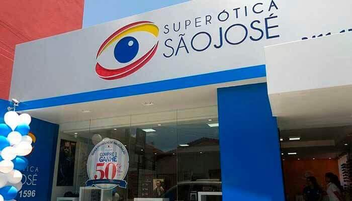 Franquias do Sul - Super Ótica São José
