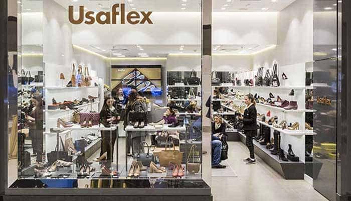 Franquias de Calçados:FRANQUIAUSAFLEX