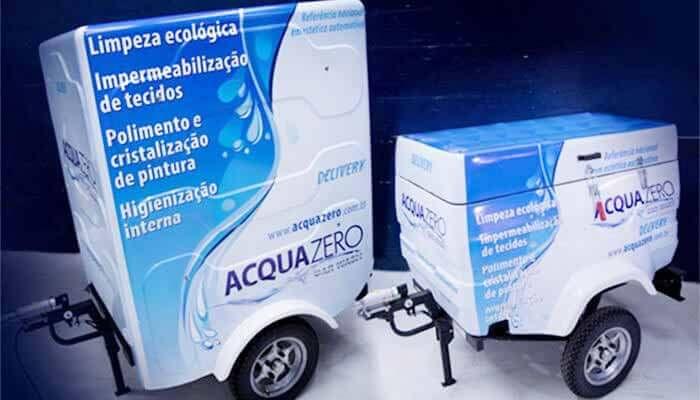 Franquias home-based - Acquazero
