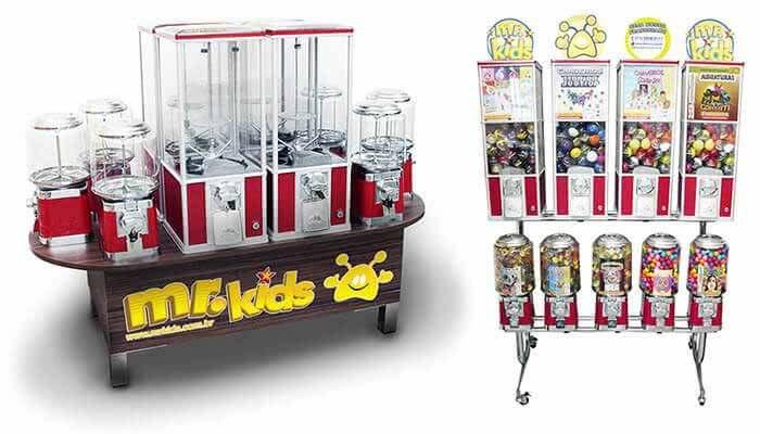 Microfranquias de até R$ 25 mil - Mr Kids