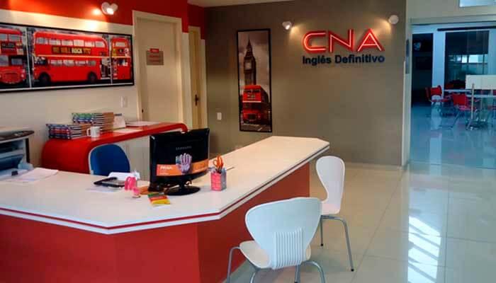 Melhores franquias - CNA