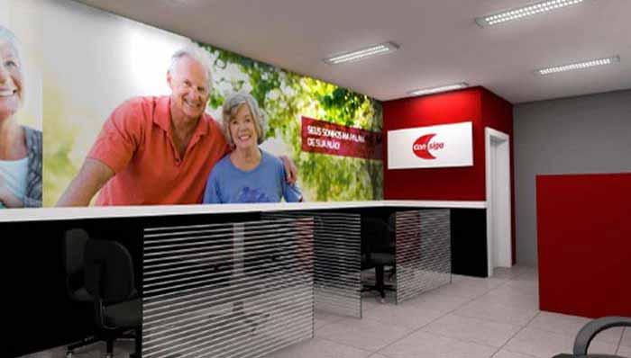 Franquias de seguro e crédito - Consiga Credi