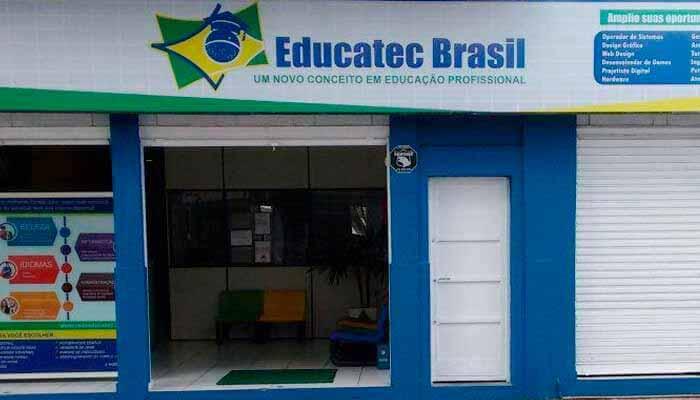 Franquias de 25 até 50 mil reais -FRANQUIA EDUCATEC BRASIL