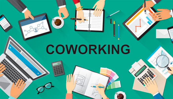 O Trabalho em Coworking