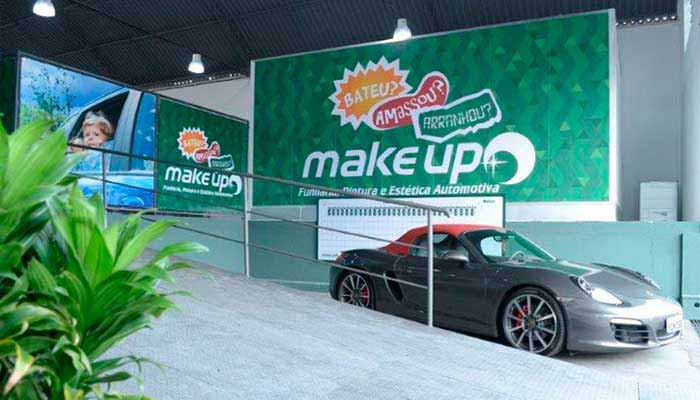 Franquias no Rio Grande do Sul - FRANQUIA MAKE-UP ESTETICA AUTOMOTIVA