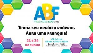 ABF Franchising Expo inovando em 2017