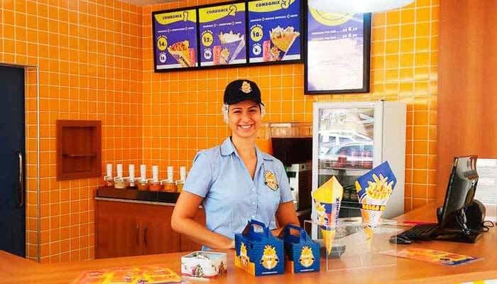 Franquias de Alimentação: FRANQUIA BELGA MIX