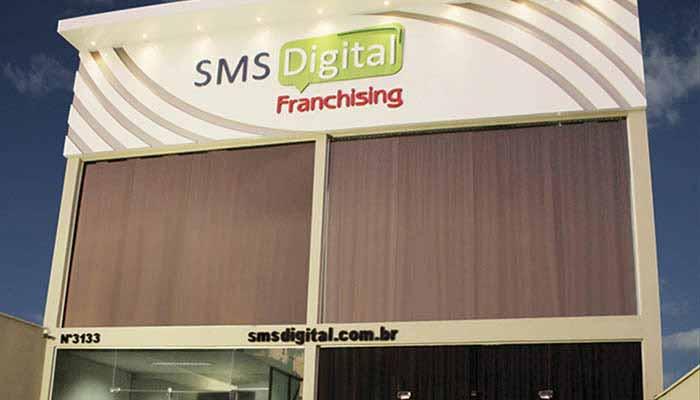 Franquias de Comunicação, Informática e Eletrônicos: FRANQUIA SMS DIGITAL