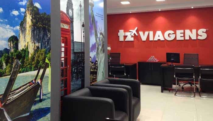 Franquias de Hotelaria e Turismo: FRANQUIA TZ VIAGENS