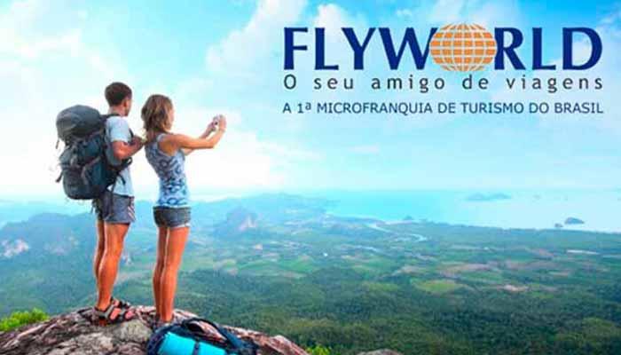 Franquias de Turismo: FRANQUIAFLYWORLD O SEU AMIGO DE VIAGENS
