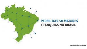 As 50 Maiores Marcas de Franquias no Brasil por unidades