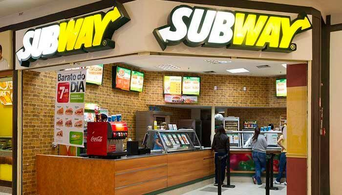 Franquia SUBWAY